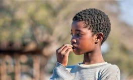 африканский портрет ребенка Стоковая Фотография RF