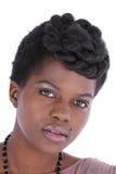 африканский портрет Стоковое Фото