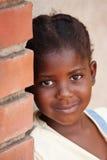 африканский ребенок Стоковое Изображение RF