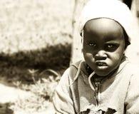 африканский ребенок Стоковая Фотография