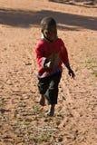 африканский ребенок Стоковые Фотографии RF