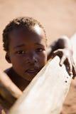 африканский ребенок Стоковое Изображение
