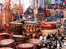 африканский рынок Стоковые Изображения RF