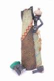 африканский сломанный сувенир Стоковая Фотография RF