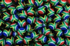 африканский футбол шариков южный иллюстрация штока