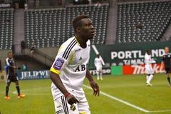 Африканский футбол Стоковые Фотографии RF