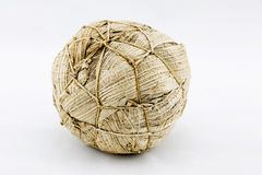 Африканский футбольный мяч Стоковые Изображения