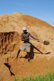 африканский человек Стоковые Фото