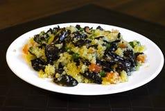 Африканское блюдо Cous традиции cous стоковые фото
