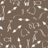 африканское взамопонимание Иллюстрация вектора