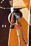 африканское искусство Стоковая Фотография RF