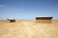 Африканское отделение полици Стоковая Фотография RF