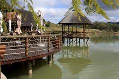 африканское сафари курорта Стоковое Изображение