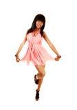 Африканское танцы девушки. Стоковые Изображения