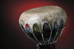 африканское djembe Стоковое Изображение
