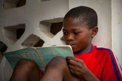 Африка, Сьерра-Леоне, малая деревня Mabendo Стоковые Фото