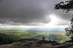 Африка, Танзания, mountans Udzungwa Стоковые Изображения RF