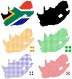 Африка южная Стоковое Изображение RF
