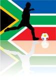 Африка южная иллюстрация вектора