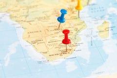 Африка южная Стоковые Фотографии RF