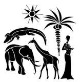 Африка Стоковые Изображения RF