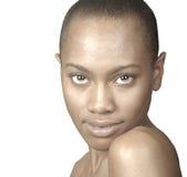 афро американская женщина стоковые фото
