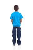 Афро-американский мальчик Стоковые Фотографии RF