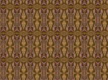 Ацтекская картина Стоковая Фотография