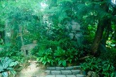 ацтекские руины стоковое изображение rf