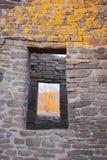 ацтекские руины Стоковые Фотографии RF