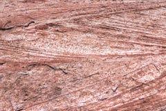 Ацтекский песчаник и железные конкреци Стоковые Фотографии RF