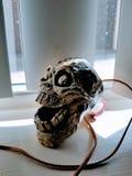 Ацтекский свисток смерти стоковое фото rf