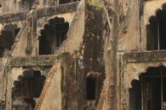 Ашрам Beatles в Rishikesh Индии Стоковые Фотографии RF