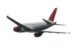 Аэробус A319-112 самолета Стоковое Изображение