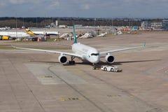 Аэробус A350-941 Cathay Pacific Стоковое Изображение