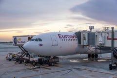 Аэробус A330-200 Eurowings Стоковые Фото