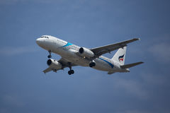 Аэробус A320-200 HS-PPD авиалинии Бангкока Стоковое Изображение