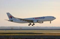 Аэробус A330 Malaysia Airlines Стоковые Изображения