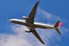 Аэробус A330 Turkish Airlines Стоковые Изображения RF