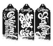 Аэрозоль дизайна футболки граффити Бесплатная Иллюстрация