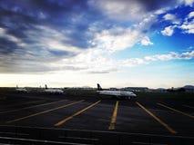 Аэропорт стоковые изображения
