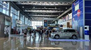 Аэропорт Hall Харькова стоковое фото
