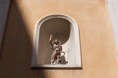 Аяччо, церковь St. John Baptiste, Корсика, Corse du Юг, южная Корсика, Франция, Европа Стоковые Изображения RF