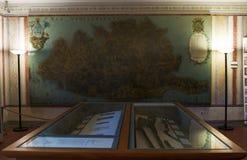 Аяччо, цитадель, Maison Bonaparte, Корсика, Corse du Юг, южная Корсика, Франция, Европа стоковая фотография rf