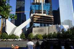 14-ая годовщина 9/11 55 Стоковые Фотографии RF
