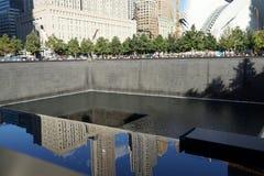 14-ая годовщина 9/11 60 Стоковые Фотографии RF
