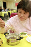ая китайская немедленная баранина Стоковые Фотографии RF