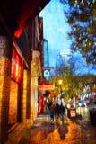 2-ая ноча бульвара Стоковое Изображение RF