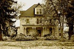 ая дом Стоковая Фотография RF