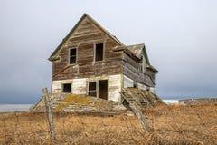 Ая старая дом Стоковое Изображение RF
